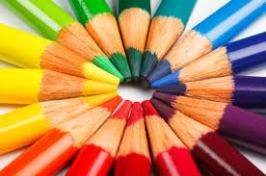 Replica Colors with pencils