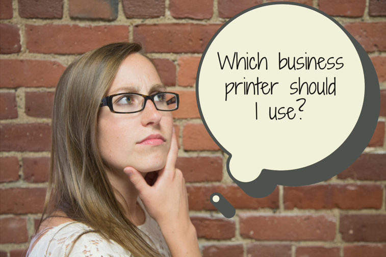 Which Printer Should You Use