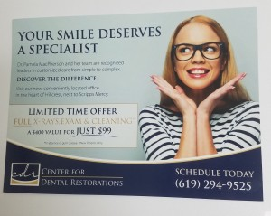 EDDM Dental 1
