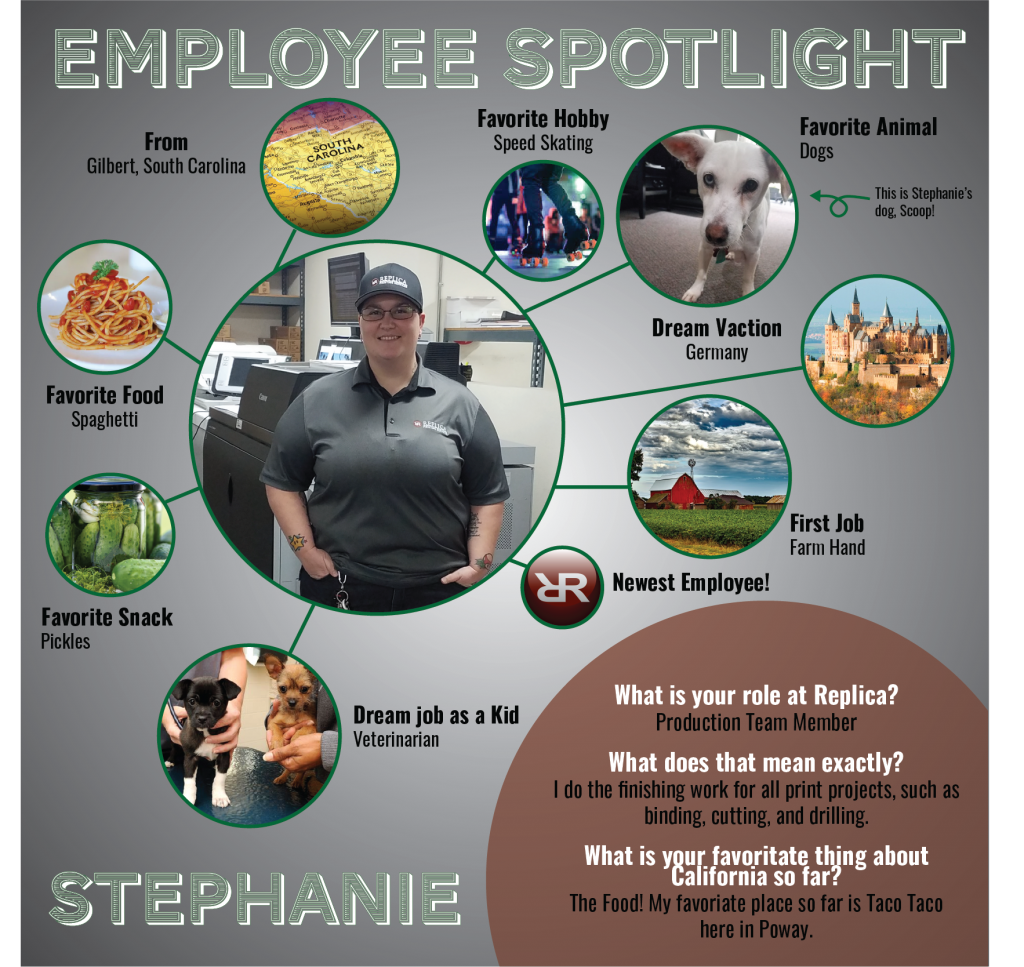 Spotlight - Stephanie