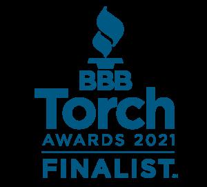 u.s. torch vertical finalist blue